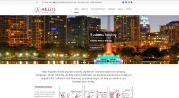 aegis website
